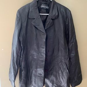 Boutique of leathers jacket